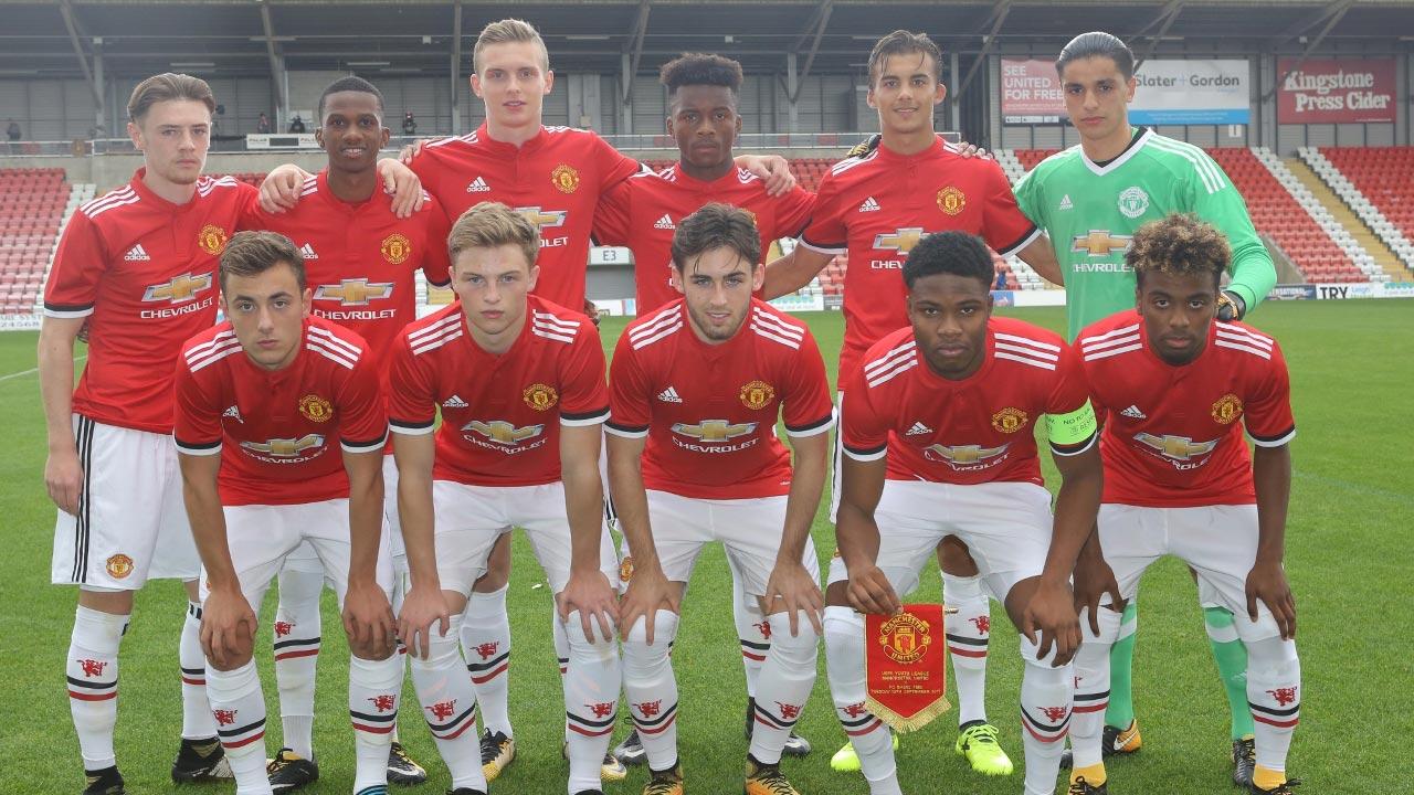 Manchester United vastgelegd voor ICGT 2018!