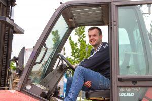 Interview van UitgeestOnline met vrijwilliger Jens Idema