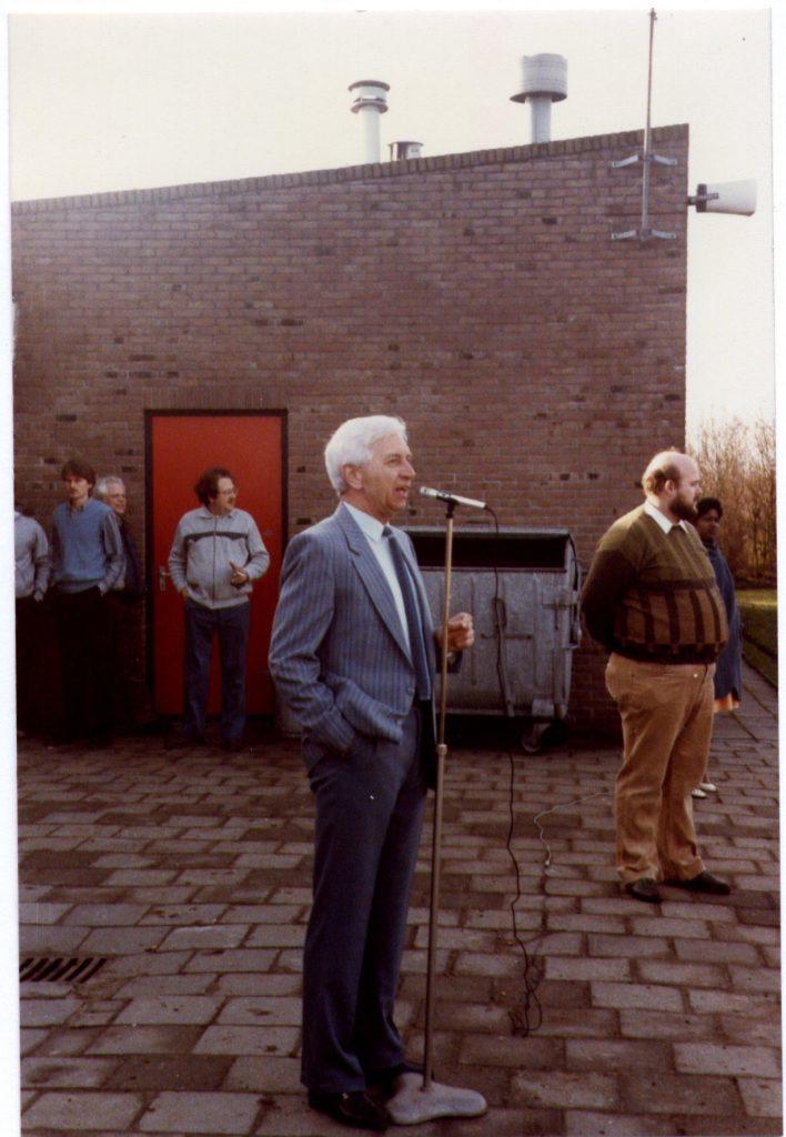 Foto Wil Klein 1985